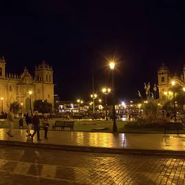 Amy Sorvillo - Night in Cusco