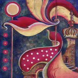 Anna Ewa Miarczynska - Night in the City of Gods