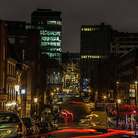 Night in the Jewellery Quarter - Chris Fletcher