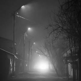 Marat Jolon - Night Lights In The Street