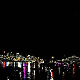 Miroslava Jurcik - Night Sets Over Sydney