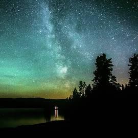 Rose-Marie Karlsen - Night sky