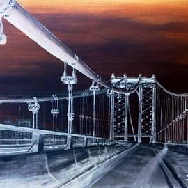 Irving Starr - Night Time On A Bridge