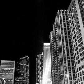 Robert Yaeger - Nighttime Uptown Charlotte