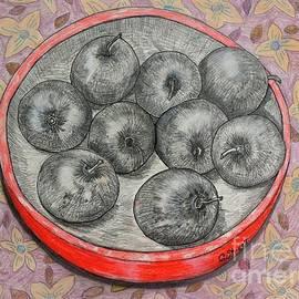 Caroline Street - Nine Apples