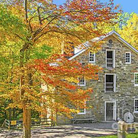 Regina Geoghan - NJ Cooper Mill in Autumn