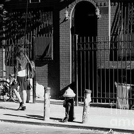 Donato Iannuzzi - No Standing Anytime - This is NYC