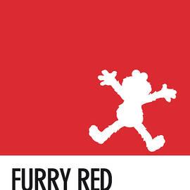 No30 My Minimal Color Code poster Elmo - Chungkong Art