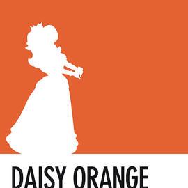No35 My Minimal Color Code poster Princess Daisy - Chungkong Art