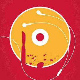 No547 My Burn After Reading minimal movie poster - Chungkong Art