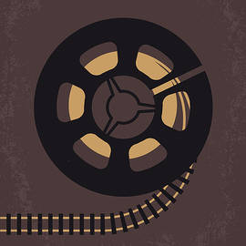 No578 My Super 8 minimal movie poster - Chungkong Art