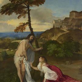 Noli me Tangere - Titian
