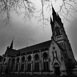 David Broome - Norrkoping Church