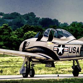 John Straton - North American T-28 Trojan v7