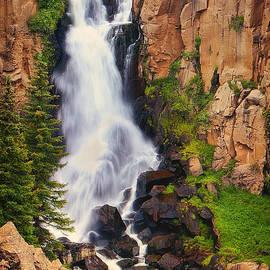 Priscilla Burgers - North Clear Creek Falls