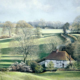 Rosemary Colyer - North Downs Hideaway