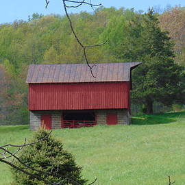 Charlotte Gray - North Garden Barn