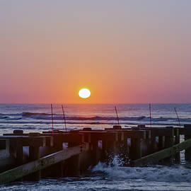 Bill Cannon - North Wildwood at Sunrise