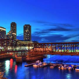 Joann Vitali - Northern Avenue Bridge - Boston