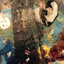 Edward Paul - Not afraid to paint my sky