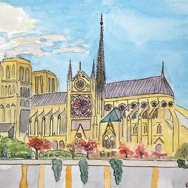 Keshava Shukla - Notre Dame