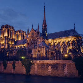 Joan Carroll - Notre Dame on the Seine