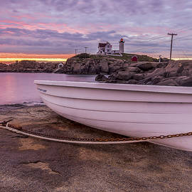 Tony Baldasaro - Nubble Dinghy