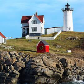 Billy Bateman - Nubble Lighthouse in York, Maine