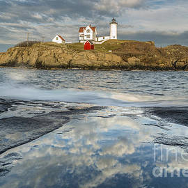 Tony Baldasaro - Nubble Reflection