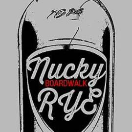 Nucky Thompson Boardwalk Rye Whiskey Tee - Edward Fielding