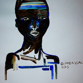 Gloria Ssali - Nuer Bride - South Sudan