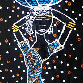 Gloria Ssali - Nuer Lady - South Sudan