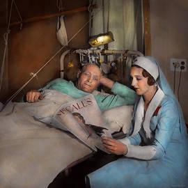 Mike Savad - Nurse - Comforting thoughts 1933