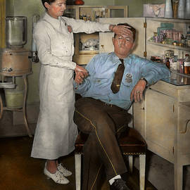 Mike Savad - Nurse - Sick Day - 1937