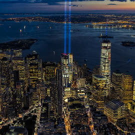 Susan Candelario - NYC 911 Tribute In Lights