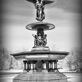 Paul Ward - NYC Central Park Bethesda Fountain
