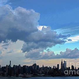 Regina Geoghan - NYC-Eye on the Storm