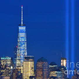 Regina Geoghan - NYC Tribute in LIght Memorial