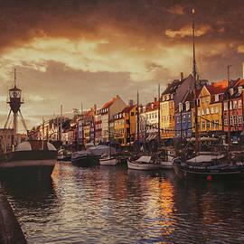 Carol Japp - Nyhavn Sunset Copenhagen