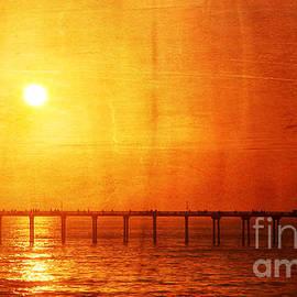 Jennifer Mecca - Ocean Beach Pier Sunset