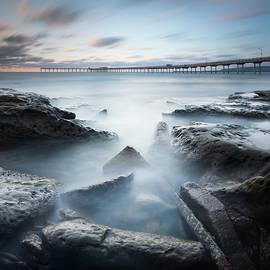 William Dunigan - Ocean Beach Rocks