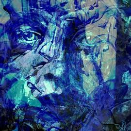 Rich  Ray Art - Ocean Blue