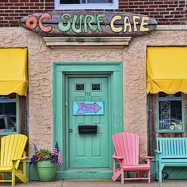 Allen Beatty - Ocean City N J Surf Cafe