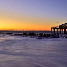 Bob Cuthbert - Ocean Grove Fishing Pier