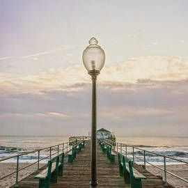 Debra Fedchin - Ocean Grove Pier at Dawn
