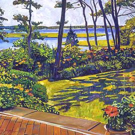 David Lloyd Glover - Ocean Lagoon Garden