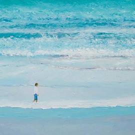 Jan Matson - Ocean painting - Summers End