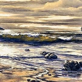 Lynne Wright - Ocean Streams