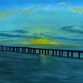 David Bartsch - Ocean Sunset