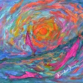 Kendall Kessler - Ocean Swirl